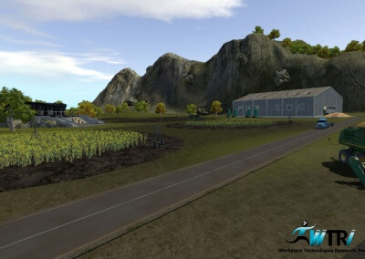 Agribetes Agricultural Simulation